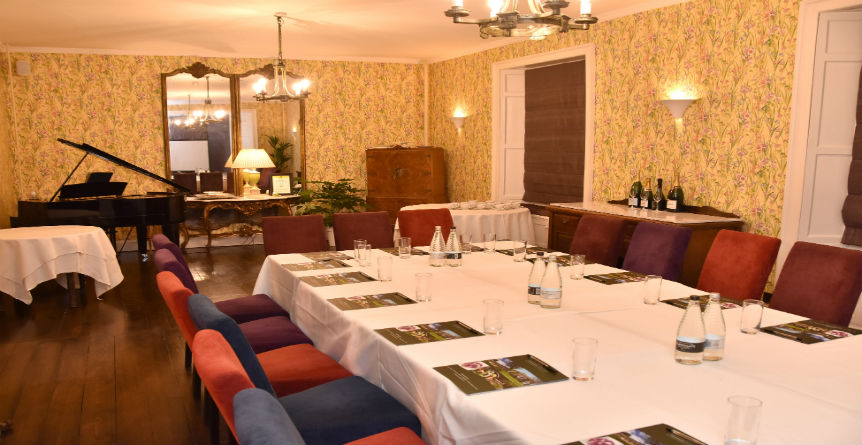 Corporate dining and meetings in Cleveland