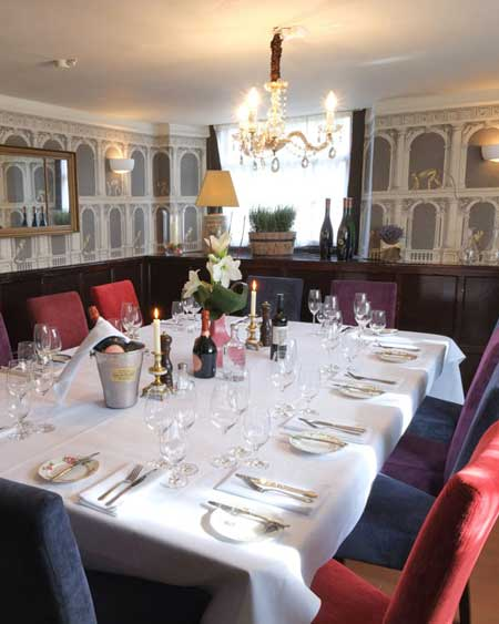 Private Dining at The Cleveland Tontine