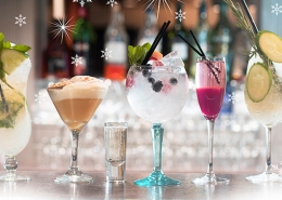 Festive Cocktail Masterclass