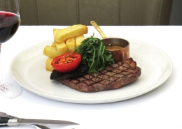Steak Night in Northallerton at The Cleveland Tontine