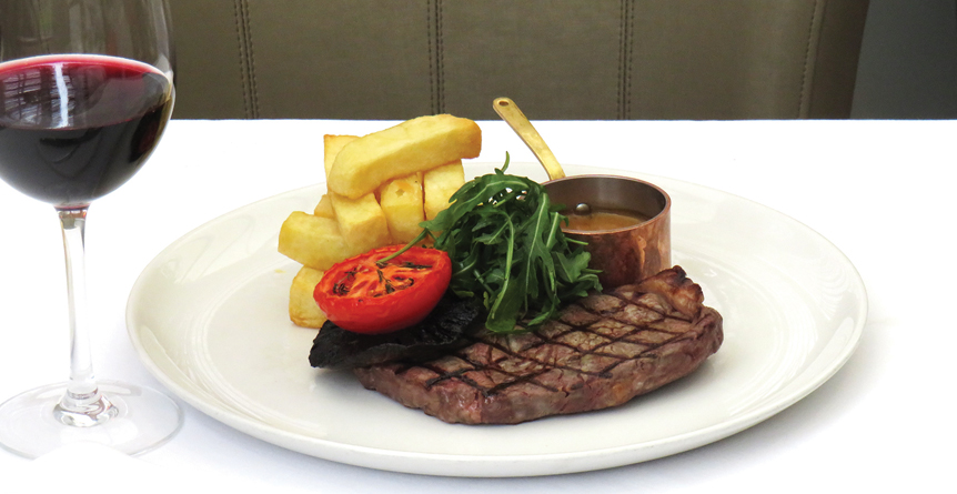 Steak Wednesday at The Cleveland Tontine